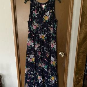 Floral Maxi from Target!